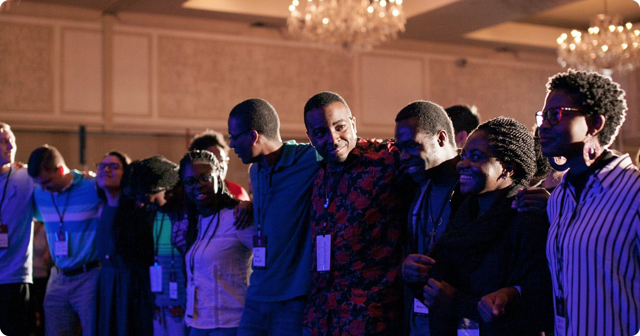 How non-profits use mobile apps at conferences to bring attendees together